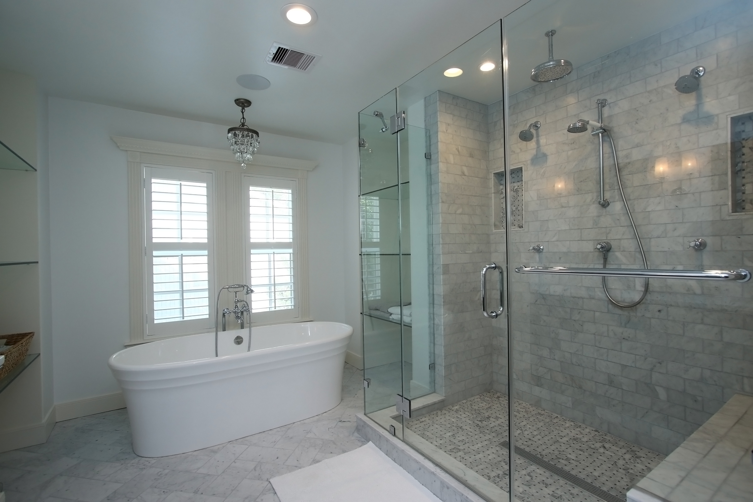 Shower and tub remodel Houston
